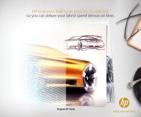 TONER JAUNE HP POUR CLJ MFP 4730 12000P