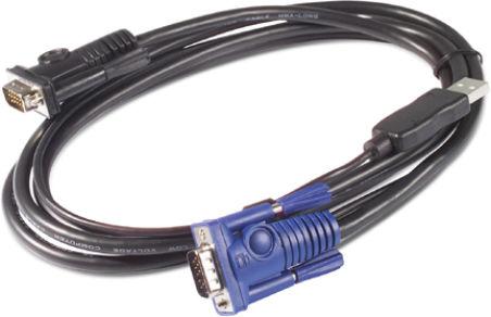 CABLE POUR APC KVM USB 6FT (1 .8M)