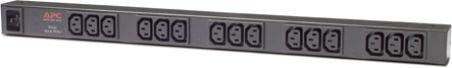 PDU APC 20xC13 + 4xC19 ENTREE C20 16A 3M