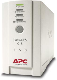 ONDULEUR APC BACK-UPS 650VA