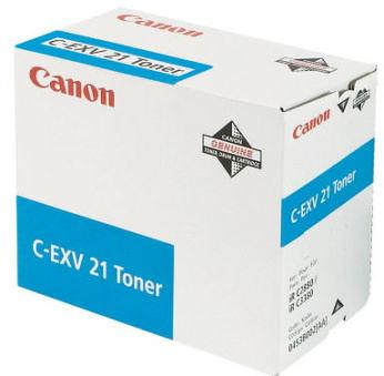 CANON C-EXV 21 CYAN TONER