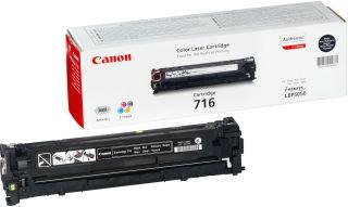 CANON CRG 716 TONER NOIR LBP- 5050/N
