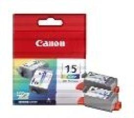 ENCRE COUL CANON PK2 BCI-15CL POUR I70