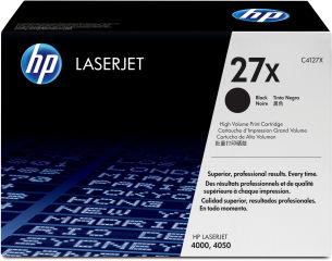 TONER NOIR HP 10000P POUR LASERJET 4000/4050