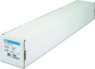 HP COATED  papier blanc inkjet 90g/m2 914mm x 45.7m 1 rouleau pack de 1