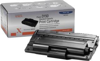 XEROX PHASER 3150 cartouche de toner noir capacité standard 3.500 pages pack de 1