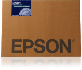 EPSON S041598 Enhanced matte posterboard inkjet 1122g/m2 610mm x 30m 10 feuilles pack de 1