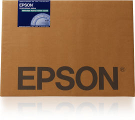 EPSON S041599 Enhanced matte posterboard inkjet 1122g/m2 762x1016mm 5 feuilles pack de 1