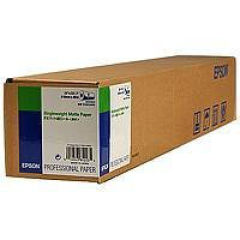 EPSON S041853 Singleweight matte  papier inkjet 120g/m2 610mm x 40m 1 rouleau pack de 1