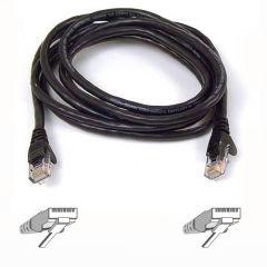 BELKIN A3L980B01M-BLKS Câble Ethernet M/M 1 m Noir