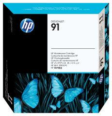 HP 91 original cartouche de maintenance capacité standard pack de 1