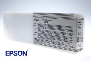 EPSON T5919 cartouche dencre noir clair-clair capacité standard 700ml pack de 1
