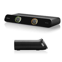 BELKIN F1DS102Lea - Switch KVM de bureau SOHO 2ports USB VGA hub USB intégré