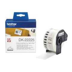 BROTHER P-TOUCH DK-Continue Lengte Tape: 38mm - Thermisch papier - blanc (30.48m)