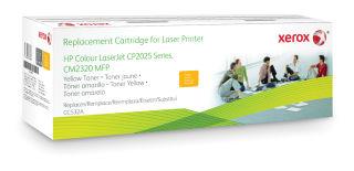 XEROX XRC TONER HP CLJ series CP2025 Jaune CC532A Autonomie 2900 impressions