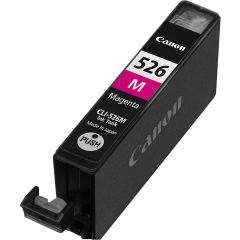 CANON CLI-526M cartouche dencre magenta capacite standard 9ml 486 pages pack de 1