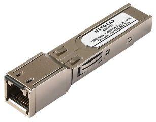 NETGEAR ProSafe 1000Base-T SFP RJ45 GBIC module for GSM7328FS Layer 3 switch