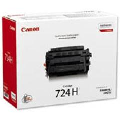 CANON CRG-724H cartouche de toner noir haute capacité 12.000 pages pack de 1