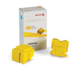 XEROX 8570/8580 ColorQube jaune capacité standard 2 x 2.200 pages pack de 2