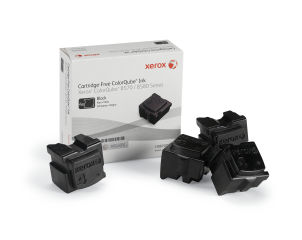 XEROX 8570/8580 ColorQube noir capacité standard 4 x 2.150 pages pack de 4