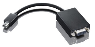 LENOVO Lenovo Mini-DisplayPort to VGA Adapter