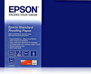 EPSON S045111 Standard proofing  papier inkjet 240g/m2 432mm x 30.5m 1 rouleau pack de 1