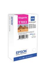 EPSON WP4000/4500 cartouche d encre magenta très haute capacité 3.400 pages 1-pack blister sans alarme