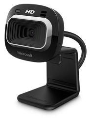 MS LifeCam HD-3000 for Business 720p 16:9 black USB OEM