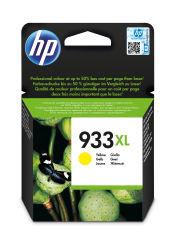 HP 933XL original cartouche encre jaune haute capacite 1-pack Blister multi tag Officejet