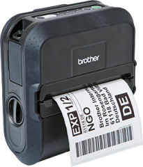 BROTHER RJ-4040 Wifi 104mm Imprimante mobile