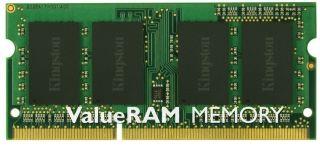 KINGSTON ValueRAMDDR3 8 Go SODIMM 204 broches 1600 MHz / PC312800 CL11 1.5 V NON ECC