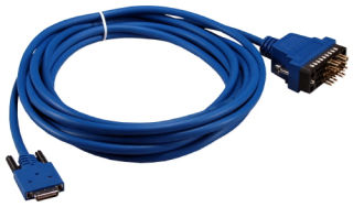 CISCO V.35 CABLE DTE MALE 2 SERIAL 10F
