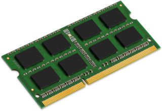 KINGSTON ValueRAMDDR3 4 Go SODIMM 204 broches 1600 MHz / PC312800 CL11 1.5 V NON ECC