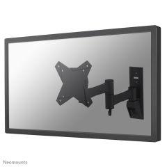 NEWSTAR FPMA-W832 Flatscreen Wall Mount 10-30Inch Black (3 pivots & tiltable)
