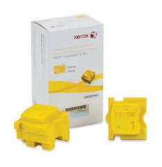 XEROX COLORQUBE 8700/8900 ColorQube jaune capacité standard 4.200 pages pack de 1 2 sticks