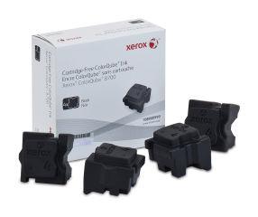 XEROX COLORQUBE 8700/8900 ColorQube noir capacité standard 9.000 pages pack de 1 4 sticks