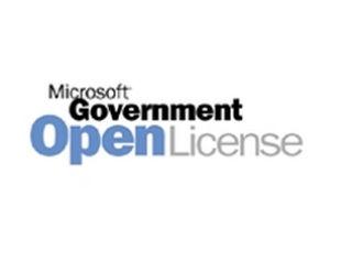 MS OPEN/A GOUV VISIO STD 2013 lic seul