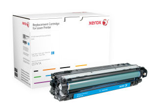 XEROX XRC TONER HP CLJ series CP5225 Cyan CE741A Autonomie 11800 impressions