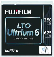 FUJITSU LTO-6 Data Tape 5erPack with Random label
