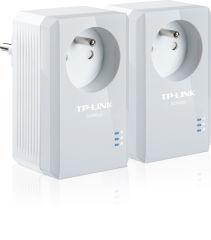 TP-LINK 500Mbps Nano Powerline Ethernet Adapter Kit HomePlug AV Twin Pack