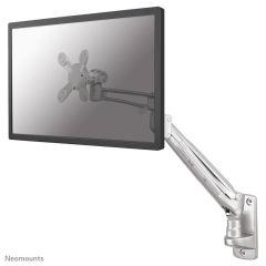 NEWSTAR FPMA-W940 Kit de montage pour ecran LCD/argente/10P-24P/ Interface de montage : 100 x 100 mm, 75 x 75 mm