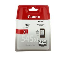 CANON PG-545XL cartouche d encre noir haute capacité 15ml 400 pages 1-pack blister avec alarme