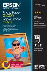 EPSON S042547 Photo  papier brillant 200g/m2 100x150mm 50 feuilles pack de 1