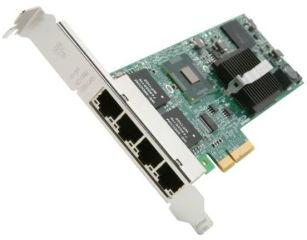 FUJITSU PLAN CP 4x1Gbit Cu Intel I350-T4 Quad Port Gigabit Ethernet Server Adapter Intel I350-T4