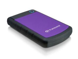 TRANSCEND 2To Disque dur externe 2.5p - Anti-choc Violet