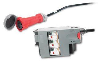 APC Power Dist. Mod. 3 Pole 5 Wire RCD 16A 30mA IEC309 1040CM