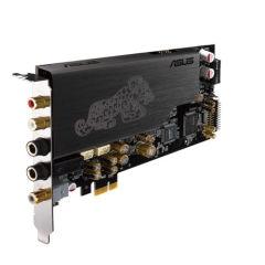 ASUS Essence STX II 7.1  Carte son  24  bits  192 kHz  124 dB rapport signal à bruit  7.1  PCIe   AV100