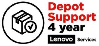 LENOVO Garantie ThinkCentre 4 ans Depot