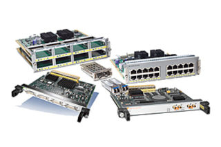 CISCO 2 port Multiflex Trunk Voice/Clear-channel Data T1/E1 Module