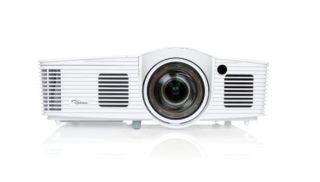Optoma EH200ST DLP - 1080P (1920x1080) - 3000 Lumens - 20 000:1 - HDMI/USB/haut parleurs - 2ans sur site